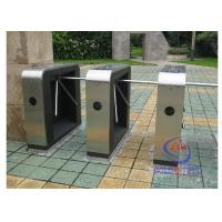 Cheap Automatic coin machine digital counter Barcode identification access control system price tripod turnstile for sale