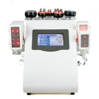 China Economic 8 Paddles LASER LIPO  Machine with Cavitation / VACUUM RF / infrared on sale