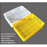 Cheap ventilate plastic crate for sale