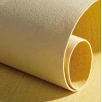 China Nonwoven PPS Glass Acrylic Needle Felt Filter Cloth 0.81mm - 1.12mm Thickness on sale
