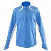 Cheap Children's Thermal Sweater in Blue for sale