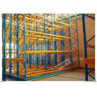 Cheap Semi Automated Mobile Storage Racks 2 Aisle Quantities Remote Control wholesale