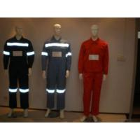 China Flame Retardant Workwear Fabric on sale