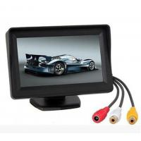 Cheap High Security TFT Car Rear View Monitor 640*480 Resolution 150*120*20mm Dimenosin for sale