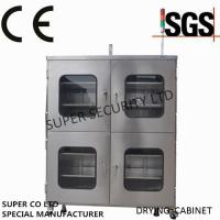 Quality Electronic Stainless Nitrogen Dry Cabinet with towder light, anti-humidity and wholesale