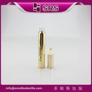 China 17mm diameter 15ml glass roller ball bottle for serum,essential oil,luxury roller pen bottle on sale