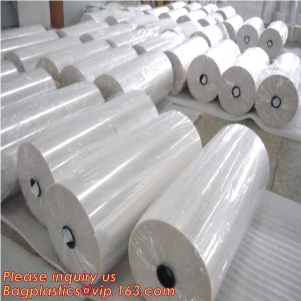 Quality Polyolefin POF Heat Shrink Wrap Film,Pre-perforated film,POF clear heat shrink plastic protective roll film,PE Shrink Fi wholesale