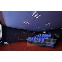 Cheap 4D Movie theater with 4DX ultimate motion effect , 4D cinema special effect , 4d theater locations for sale
