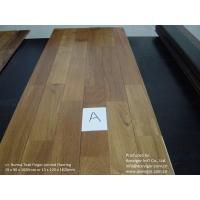 Cheap Finger-Jointed Solid Wood Flooring for sale