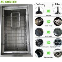 China Self Service Car Wash Equipoment Ultrasonic Washer Machine Used In Mechanical Workshop on sale