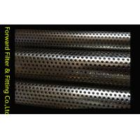Cheap Filtration / Separation Perforated Metal Mesh Filter Tubes With High Performance for sale