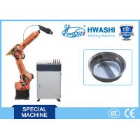 Buy cheap Laser Welding Robots For Divided Hotpot , Six Axis Laser Welding Robot Machine from wholesalers