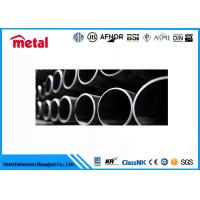 Cheap Carbon Steel Seamless Line Pipe , Low Temperature Round A106 Grade C Pipe for sale