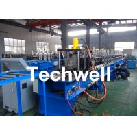 Cheap 16 Forming Stations Steel Shelf Rack Roll Forming Machine With Galvanized Coil Or Carbon Steel for sale