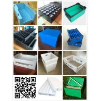 Cheap Factory Custom PP corflute coroplast tray, Mail Box , Tote Box for sale