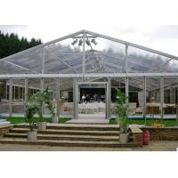 Cheap Big Outdoor Canopy  Clear Roof Wedding Marquee Party Tent for Sale wholesale