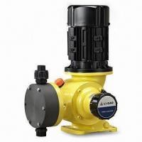 Cheap Chemical Metering Pump with PTFE Diaphragm and PE and PVC Tubing for sale