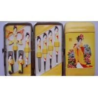 Cheap Professional Customized Printing Design Manicure Set for sale