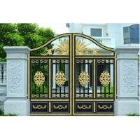 Quality Courtyard Gate garden plant accessories with Optional Model 120W 1200N 4.5m electric courtyard door carport wholesale