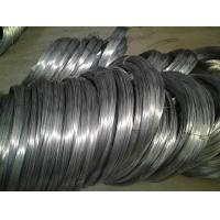 Cheap High Carbon Spring Steel Wire Black Oiled or Galvanized 1 . 2 mm And 2mm Flexible Duct for sale