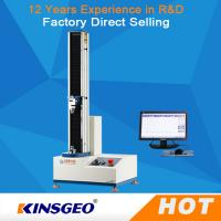 Single Column 5KN Universal Testing Machines With Computer Control