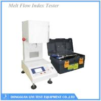 Cheap AC220V 50Hz Rubber Testing Machine / Plastic Testing Machine With Digital Display for sale