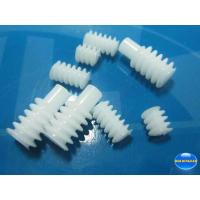 Cheap Wholesale 0.5M standard plastic worm gear with various length for DC motor or gearbox for sale