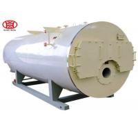 Quality 4 Ton Industrial Gas Diesel Oil Fired Steam Boiler For Textile Industry wholesale