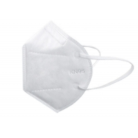 Cheap 5 Layer Nonwoven Disposable Earloop 10pcs KN95 Civil Protective Mask for sale