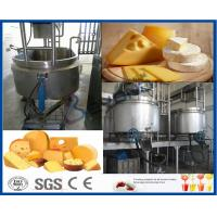 200 - 50000LPD Turn Key Project Cheese Making Equipment with Plastic Bottle Package