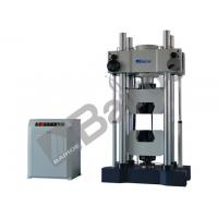 Quality HUT-1000E Computerized High Precision Universal Testing Machine With Moveable Crossbeam wholesale