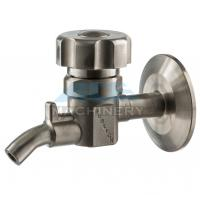 Cheap Sanitary Stainless Steel Sample Valve Tri Clamp Style Saniatry Pipe Fitting Sample Valve for sale