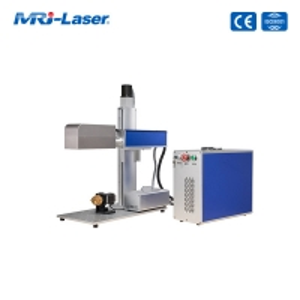Cheap 30W 3D Dynamic Focus Laser Marking Machine For Irregular Surface Marking for sale