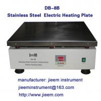 Cheap JIEEM DB-8B Stainless Steel Constant Teperature Electric Heating Plate Hot Plate Digital for sale