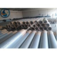Cheap Stainless Steel Sand Control Wedge Wire Screen Pipes In Water Well Drilling for sale
