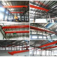 Cheap Electric Single Girder Overhead Bridge Cranes Traveling Type Cranes for sale