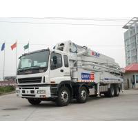 Stable Performance 8x4 47 Meters Mobile Concrete Pump Trucks Safety