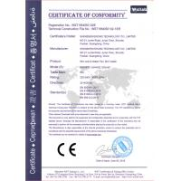 SHENZHEN EWONG TECHNOLOGY CO., Certifications