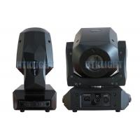 Cheap 90W Stage Effect Light 0 - 100% Smooth Linear Dimming / Spot Moving Head Light for sale