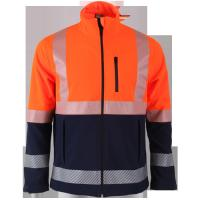 Cheap Color flame resistant coveralls Winter Work Jackets mens Uniforms for sale