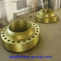 Cheap ASTM A182 F22 Alloy Steel Forged Steel Welding Neck Flange Standard / Non - standard for sale