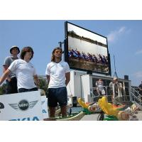 Cheap outdoor front service P10 P8 P6.67 led billboard display video wall IP65 for advertising and events for sale