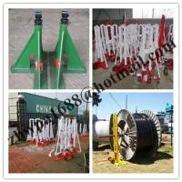 Cheap China Cable Drum Jack, export to worldwide Hydraulic Cable Jack for sale