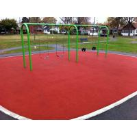 Cheap Safety EPDM Rubber Granule Playground for sale