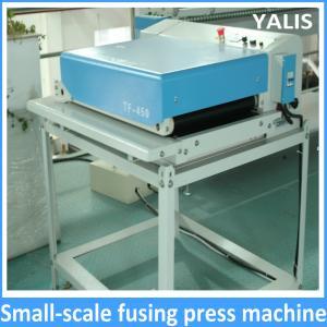 Cheap High efficiency Fusing Press Machine /Heating Garment Fusing machine / Press machine fuses for factoryTF-450G for sale