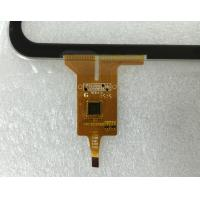 Cheap Incar Special Shape PCT Projected Capacitive Touch Panel For Rearview Mirror for sale