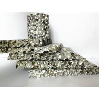 Buy cheap Strong Lightweight Aluminum Foam Porous Metal Panel from wholesalers
