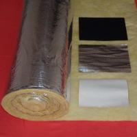 Cheap Glass wool blanket used for heat insulation for sale
