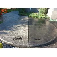 Cheap Acrylic Type Water Based Concrete Sealer In Transparent High Glossy Ph 8.5 - 9.5 for sale