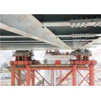 Cheap Incremental launching construction of main bridge steel box girders for sale